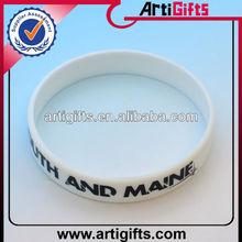 Cheap silicone bracelet rubber bracelets maker