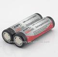 Mah 3400 rechargealbe 18650 batteria 3.7v atl batteria