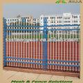 مسحوق المعدنية المغلفة بالمطاط تصميم البوابة الرئيسية