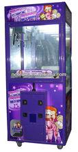 31 Single toy claw machine/craen claw machine /claw machine game