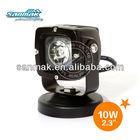 Energy saving headlamp 10w cree led spot or flood light SM6103