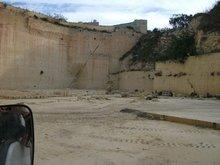 QUARRY stone FOR SALE IN MALTA