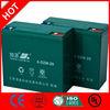 Hot! leisure battery for caravan 12V 20AH 6-DZM-20