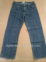 Men's 100%COTTON Jeans men nice jeans KF5078