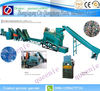 Waste PET bottle washing & crushing machine