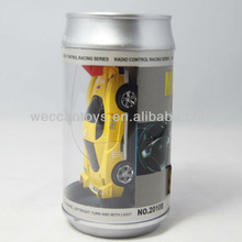 outstanding speed and exquisite package coke can rc mini racing car