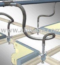 EASYFLEX-SPRINKLER FLEXIBLE DROP FOR CLEANROOM