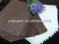 mantequilla de la hoja de papel para embalaje de alimentos