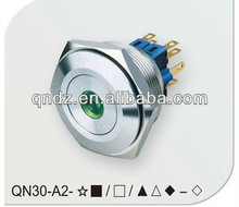 QN30-A2 30MM door bell open door light switch