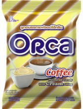 Orca - Coffee Candy with Cream Filling