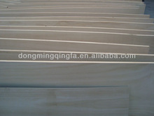 paulownia wooden plank for furniture