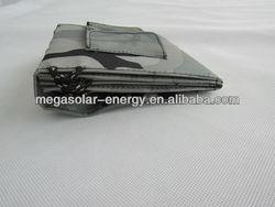 2013 pretty new 12W folding portable solar bag for ipad