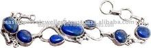 925 pulseiras de prata esterlina