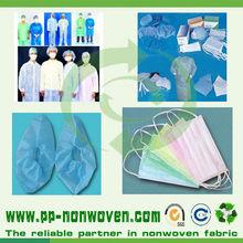 non woven polypropylene fabric for shoe cover