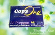 hot selling A4 80g CopyPaper good quality
