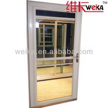 modern cheap casement aluminum door model