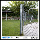 galvanized Cyclone Wire Fence factory