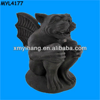 Resin craft hot sale Bat Figurine