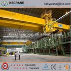 steel plant bar handling crane