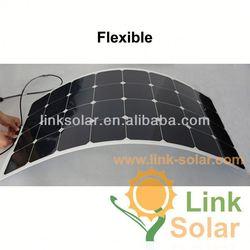 High Efficiency Back contact flexible solar pv panels,high quality flexible solar pv panels