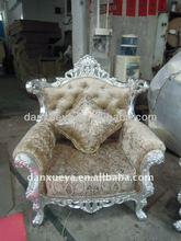 Divani classici di lusso divano in tessuto stile set dxy- 831a#