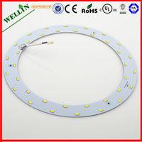 New design warm white/cool white 7w SMD LED Ring Lighting