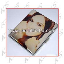 Cigarette cases for women cigarettes/brass cigarette case