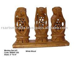 Wooden Monkeys for good