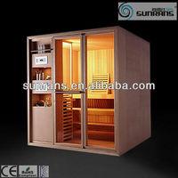 Manufacture price swedish sauna