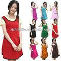 Avental de algodão estilo diferente lady avental / casa avental de algodão