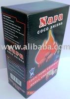 White ash charcoal for Shisha / Hookah