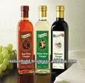 Vinagre balsâmico de modena- vinagre de vinho tinto- branco vinega