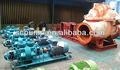 horizontale ou verticale pompe centrifuge split tpye série parallèle