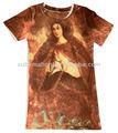 roupas da moda mais recente novo camiseta transfere