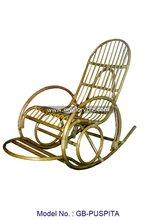 Rattan furniture, rattan chair, Rocking Chair