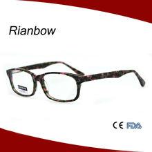 2014 new fashion acetate eyewear optical frame for women