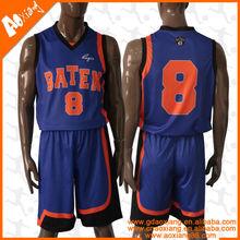 Custom club men's basketball jersey