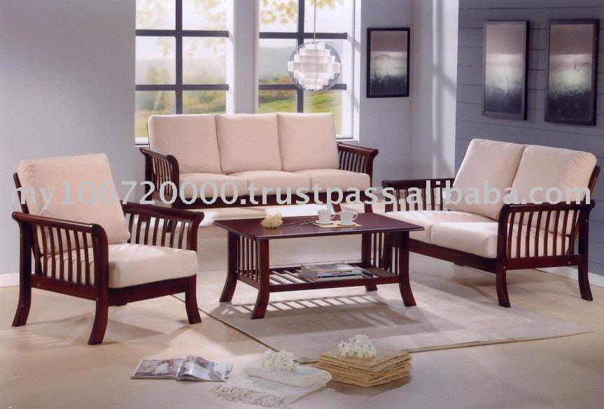 muebles de sala en madera: