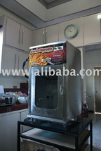 VENTLESS EXHAUST SYSTEM CABINET FOR FRYING & STEAMING