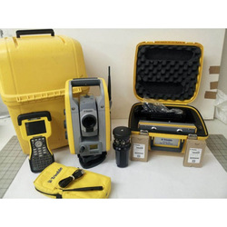 "Trimble S6 DR+ 3"" Sec Robotic Total Station Calibrated Kit"