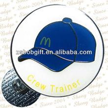 Custom Emanel Football Club Logo Pin Badge
