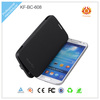 Super Slim rechargeable external battery case for galaxy s4