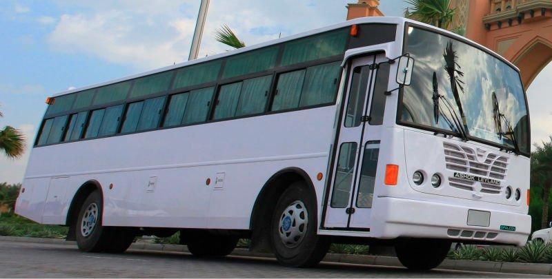 Ashok Leyland Falcon Bus