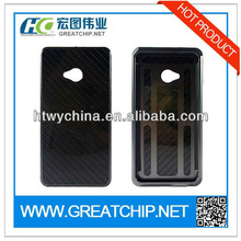 New design cell phone case bumper case for htc one m7