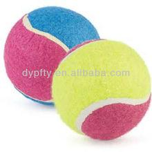 5inch Colored jumbo tennis ball pet