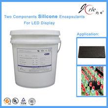 jorle led silicone glue with hardener