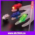Partie décoratifs. pouce, concert dirigé pouce, partie de la décoration led laser doigt a mené la lumière de pouce