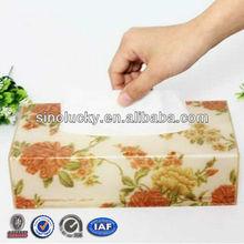 High Quality Acrylic Tissue/Napkin Box