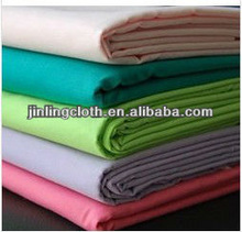 polyester cotton grey fabric ,white , dyed