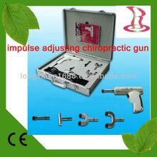 LX-M003 2013 NEW Perfessional impulse gun beauty Chiropractic Impulse Adjustment Instrument